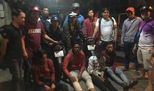Hiệp sỹ đường phố tóm gọn băng cướp trong đêm giao thừa - Ảnh 1