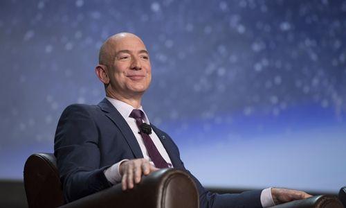 Jeff Bezos soán ngôi người giàu nhất mọi thời đại - Ảnh 1