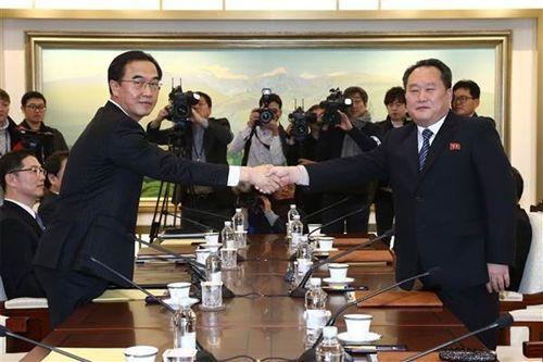 """Vũ khí Triều Tiên chỉ nhắm vào Mỹ, không phải vào """"người anh em"""" - Ảnh 1"""