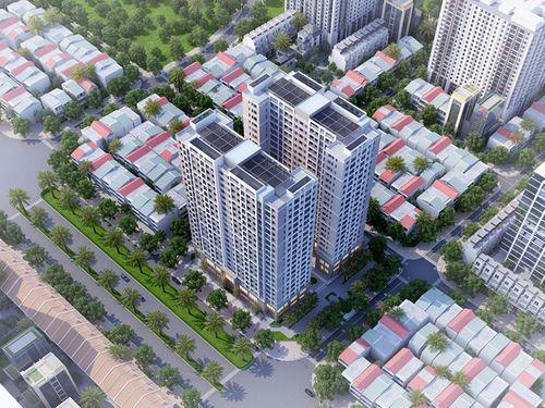 Hà Nội xây thêm 11 triệu m2 chung cư trong năm 2018 - Ảnh 1
