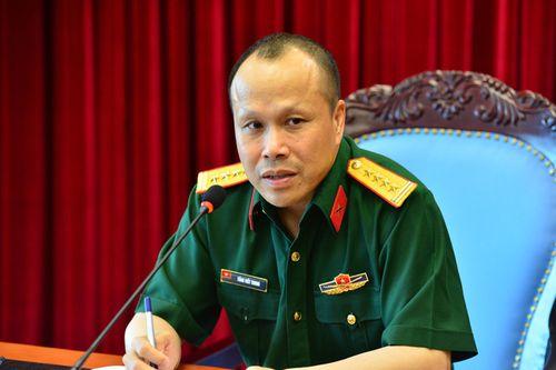 Phó Tổng Giám đốc Viettel về làm Phó tư lệnh Tác chiến Không gian mạng - Ảnh 1