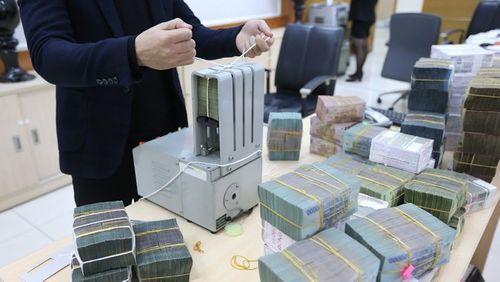 Dự trữ ngoại hối của Việt Nam đạt kỷ lục 54,5 tỉ USD  - Ảnh 1