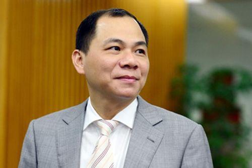 Hai tỷ phú Việt tăng hạng chóng mặt trong danh sách người giàu nhất thế giới - Ảnh 1