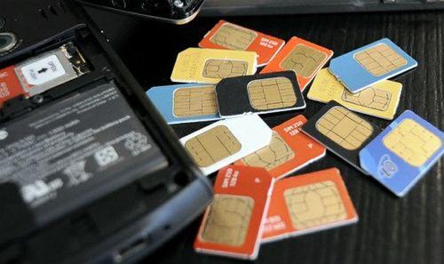 Bộ Thông tin - Truyền thông thu hồi hơn 24 triệu SIM thuê bao di động - Ảnh 1