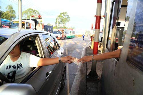 Đồng Nai tiến hành xả các trạm thu phí BOT dịp Tết Nguyên đán - Ảnh 1
