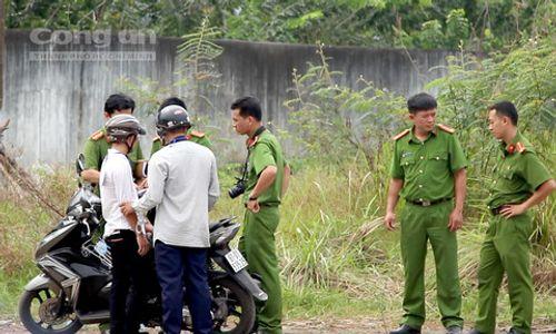 Bình Dương: Bắt kẻ cướp xe ôm tại nghĩa trang  - Ảnh 1