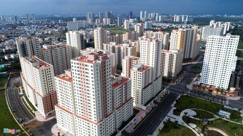Giá đất tại khu tái định cư lớn nhất TP. HCM cao nhất 150 triệu đồng/m2 - Ảnh 1