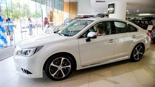 Triệu hồi 24 xe Subaru tại Việt Nam do lỗi túi khí - Ảnh 1