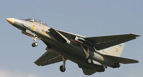 Chiến đấu cơ Iran cảnh cáo hai tàu của liên quân - Ảnh 1