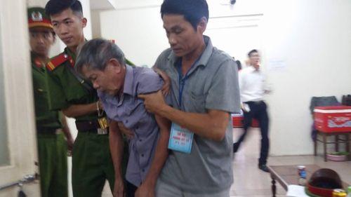 Sáng nay xử phúc thẩm vụ ông già 79 tuổi xâm hại bé gái ở Hà Nội - Ảnh 1