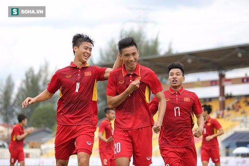 Văn Hậu có nguy cơ nghỉ hết giải U23 châu Á 2018 - Ảnh 1