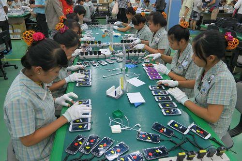 Trung Quốc nhập 7,15 tỷ USD mặt hàng điện thoại và linh kiện từ Việt Nam  - Ảnh 1