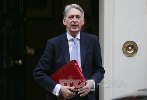 """Bộ trưởng Tài chính Anh kêu gọi lựa chọn giải pháp Brexit """"mềm""""  - Ảnh 1"""