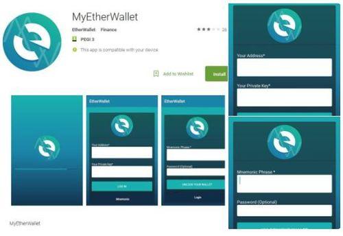 Hacker tạo app giả để trộm tiền điện tử - Ảnh 1