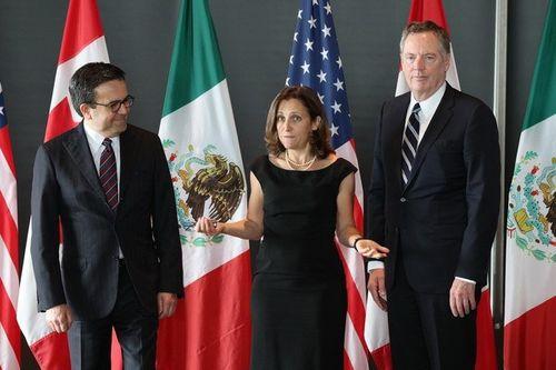 Mexico đề xuất kéo dài thời gian đàm phán NAFTA - Ảnh 1