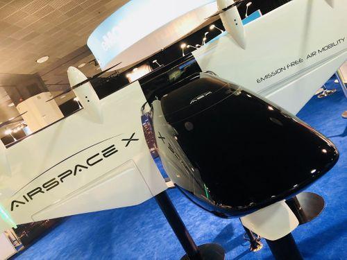 Một công ty của Mỹ giới thiệu mẫu taxi bay tự động - Ảnh 1