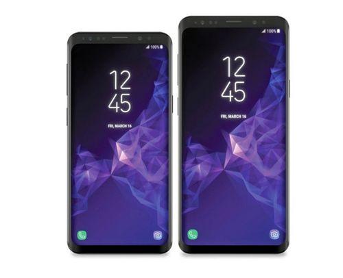 Lộ diện siêu phẩm Samsung Galaxy S9 - Ảnh 1