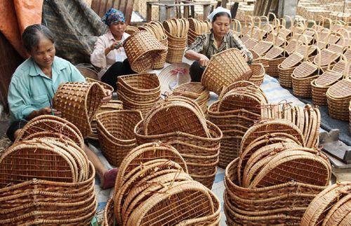 Hà Nội: Năm 2017, doanh thu từ làng nghề đạt trên 20.000 tỷ đồng  - Ảnh 1