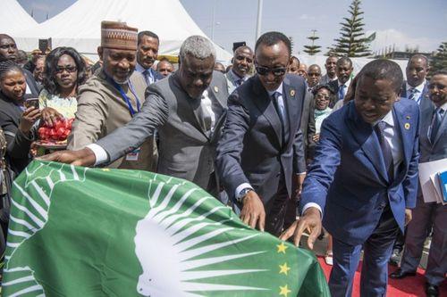 Ra mắt thị trường hàn không châu Phi hợp nhất - Ảnh 1