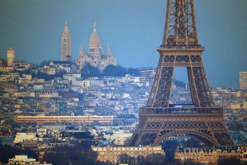 Kinh tế Pháp tăng trưởng nhanh nhất trong vòng 10 năm qua - Ảnh 1