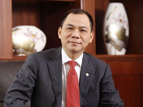 Tài sản tăng vọt lên 5,6 tỷ USD, ông Phạm Nhật Vượng giàu thứ 370 thế giới - Ảnh 1
