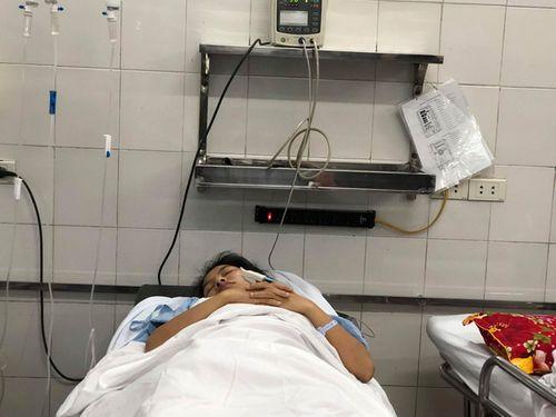 Vụ nổ ở Bắc Ninh: Người mẹ có con tử vong còn hoảng loạn - Ảnh 1