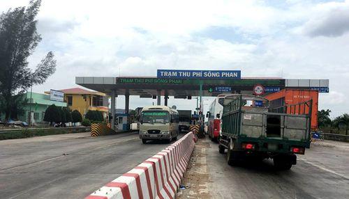 Bình Thuận: BOT Sông Phan chủ động xin giảm giá vé - Ảnh 1