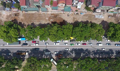 Khởi công xây cầu cạn Mai Dịch - Nam Thăng Long hơn 5.000 tỷ - Ảnh 1