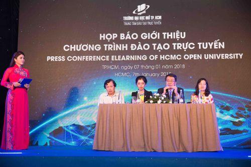 Trường ĐH Mở TP. HCM giới thiệu chương trình đào tạo trực tuyến - Ảnh 2