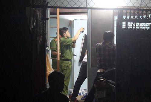 Tạm giữ nghi can bắn chết người tại phòng trọ ở Đồng Nai  - Ảnh 1