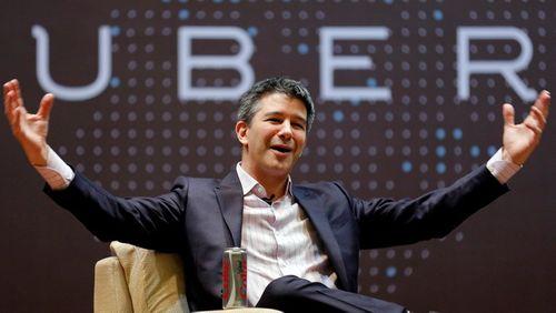 Nhà sáng lập Uber muốn bán 1,4 tỷ USD cổ phần  - Ảnh 1