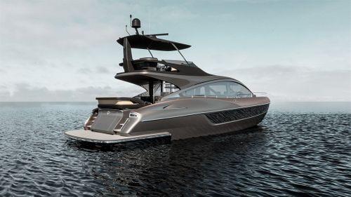 """""""Phi cơ mặt nước"""" xa xỉ đầu tiên của Lexus chỉ dành cho giới siêu giàu - Ảnh 2"""