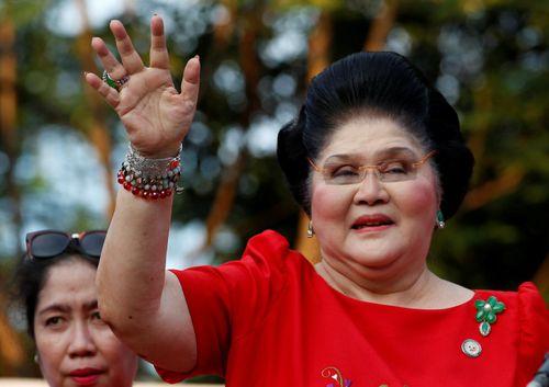Tòa án chống tham nhũng Philippines ra lệnh bắt giữ cựu Đệ nhất phu nhân Marcos - Ảnh 1