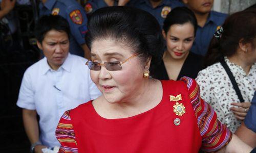 Tòa án chống tham nhũng Philippines ra lệnh bắt giữ cựu Đệ nhất phu nhân Marcos - Ảnh 2
