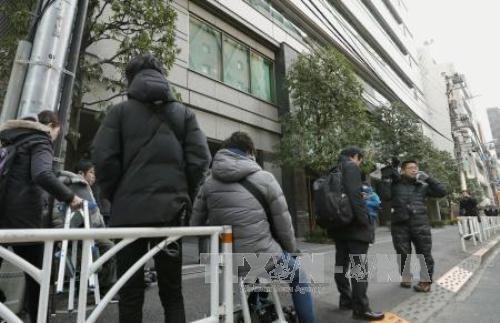 Nhật Bản thẩm vấn nghi can vụ đánh cắp sàn tiền ảo Coincheck - Ảnh 1