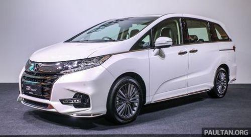 Honda Odyssey 2018 chốt giá bán gần 1,5 tỷ đồng  - Ảnh 1