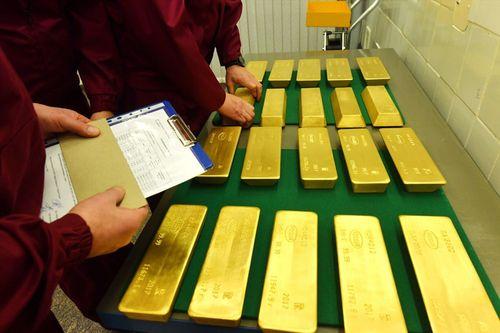 Kho vàng dự trữ hơn 1.800 tấn dưới thời Tổng thống Putin - Ảnh 2