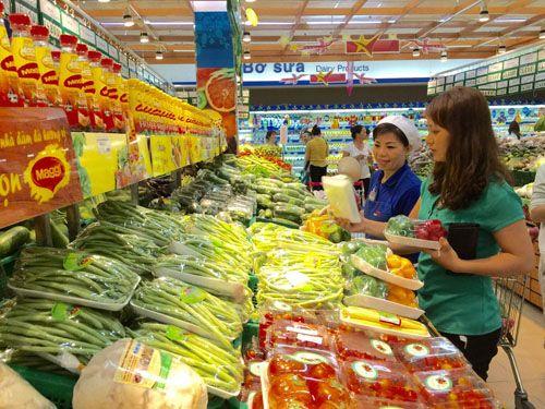 Sôi động thị trường hàng tiêu dùng dịp Tết Nguyên đán - Ảnh 2