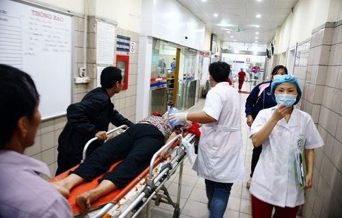 3 ngày Tết: Gần 2.000 ca cấp cứu do đánh nhau - Ảnh 1