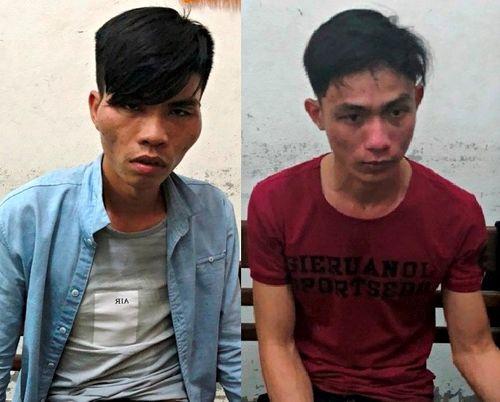 Bắt khẩn cấp 2 thanh niên trộm hơn 1 tỉ đồng rồi chia nhau tiêu Tết - Ảnh 1
