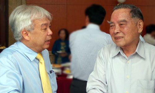 Nguyên Thủ tướng Phan Văn Khải đang được chăm sóc đặc biệt - Ảnh 1