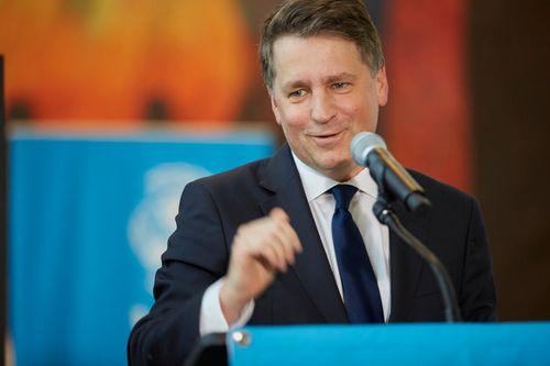 """Sếp UNICEF từ chức sau cáo buộc """"không đứng đắn với phụ nữ"""" - Ảnh 1"""