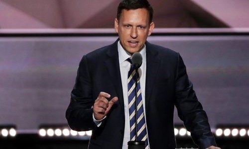 """Peter Thiel :""""Ông bầu"""" mát tay của giới đầu tư mạo hiểm - Ảnh 1"""