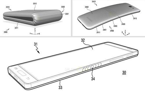 Sau buổi ra Galaxy S9, Samsung ngay lập tức tiết lộ về Galaxy X  - Ảnh 1