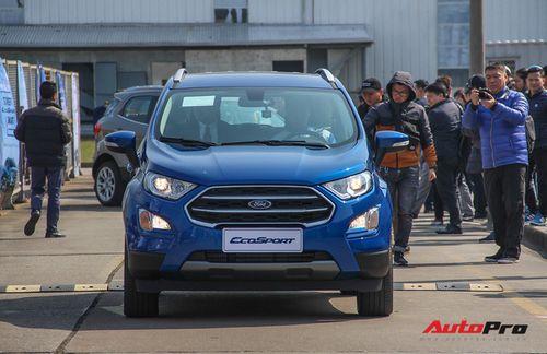 Mẫu Ford EcoSport 2018 bản nâng cấp có gì đặc biệt? - Ảnh 1