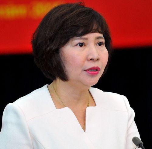 Công ty nhà cựu Thứ trưởng Thoa bị nhắc nhở vì giao dịch cổ phiếu quỹ sai quy định - Ảnh 1