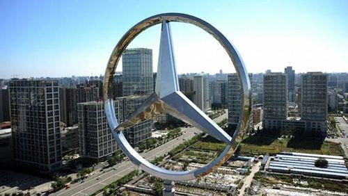 Tỷ phú Trung Quốc thâu tóm Mercedes-Benz khiến chính phủ Đức lo ngại - Ảnh 1