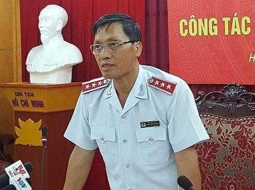 Ông Ngô Văn Khánh nghỉ hưu Thanh tra Chính phủ chỉ còn 3 Phó Tổng - Ảnh 1