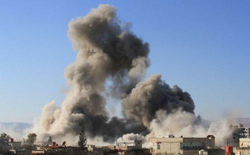 Tranh cãi về cáo buộc tấn công hóa học ở Syria - Ảnh 1