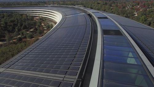 Khám phá trụ sở mới trị giá 5 tỷ USD của Apple - Ảnh 4